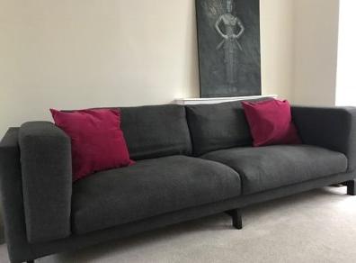 Sofa Nockeby J7do Ikea Nockeby sofa for Sale In Ballsbridge Dublin From Liam