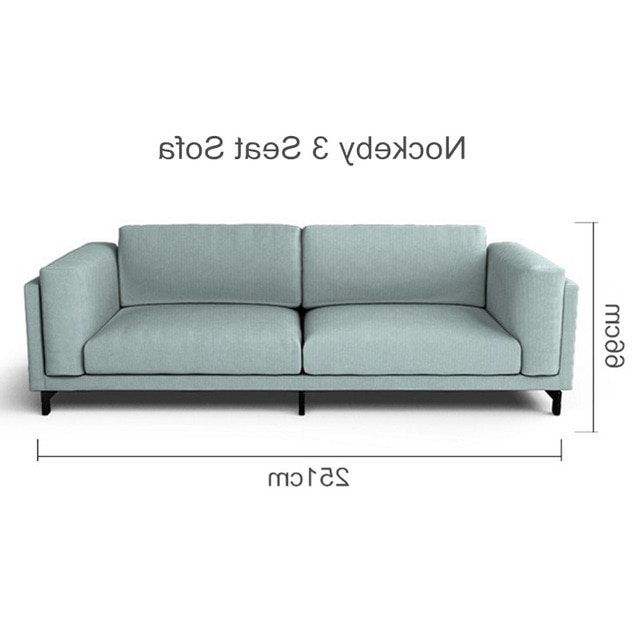 Sofa Nockeby Thdr the Nockeby 3 Seat sofa Cover Replacement for Nockeby 3 Seater