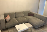 Sofa Nockeby Txdf Ikea 3 Seater Corner sofa Nockeby Tallmyra White Black with