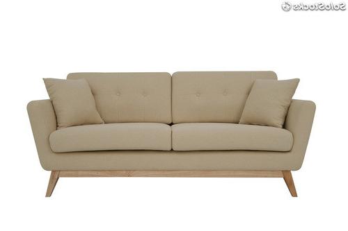 Sofa nordico Barato Ftd8 sofà Nà Rdico Arvid Beige