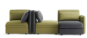 Sofa nordico Barato Qwdq sofà S Y Sillones Pra Online Ikea