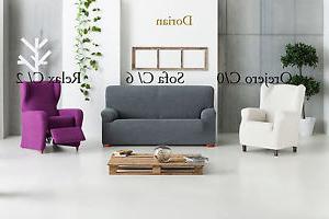 Sofa orejero Tldn Funda Para sofa orejero Bielastica Modelo Dorian De Eysa Fundas De
