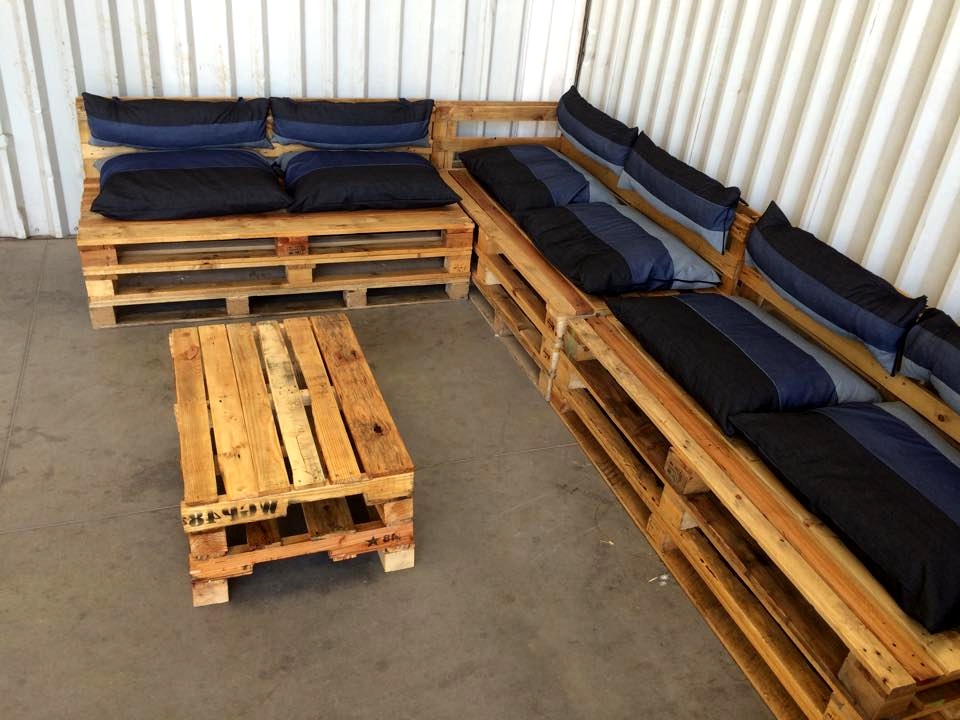 Sofa Pallet E6d5 Pallet Sectional sofa Pallet Furniture