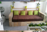 Sofa Pallet Ftd8 12 Easy Pallet sofas and Coffee Tables to Diy In One afternoon A