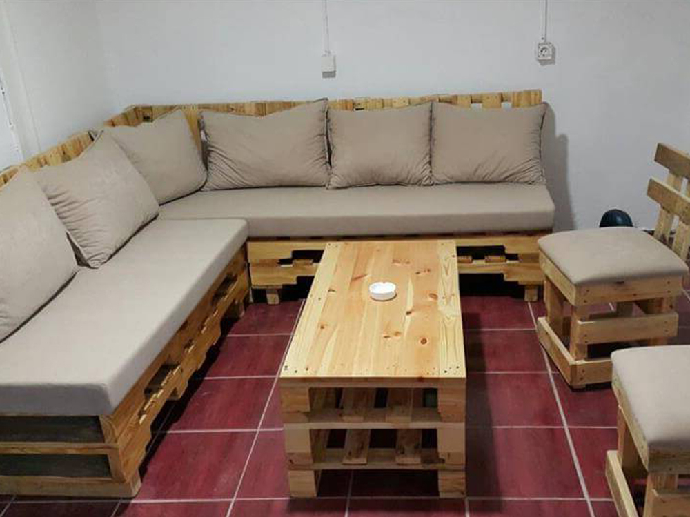 Sofa Pallet O2d5 Pallet sofa Couch In Kenya Pallet Furniture Kenya