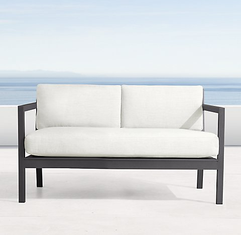 Sofa Palma Drdp Palma Collection Slate Rh