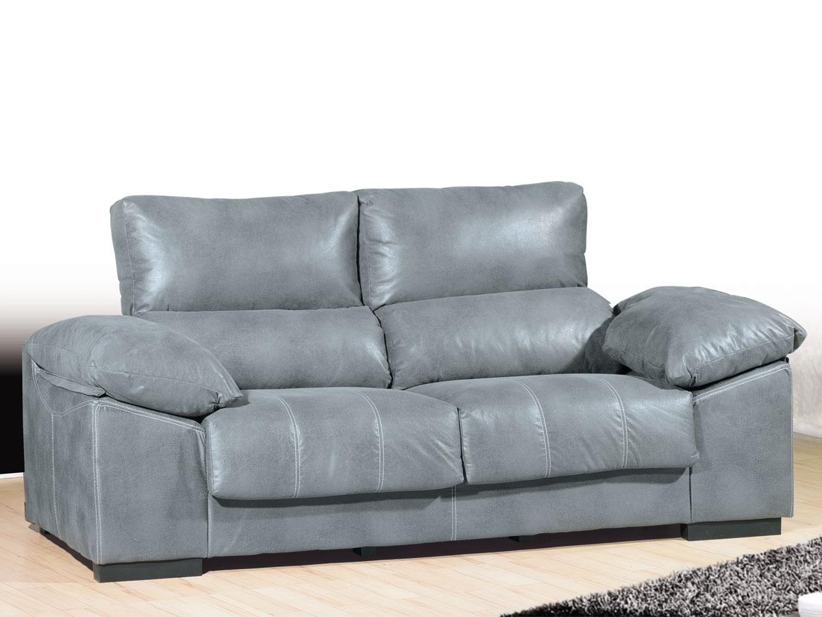 Sofa Polipiel Thdr sofà De Polipiel Con Respaldo Abatible Y asientos Extraà Bles