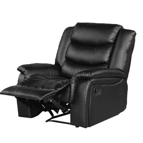 Sofa Reclinable 9ddf Sillon 1 Cuerpos sofa Reclinable Living Shari Negro 8 800 00 En