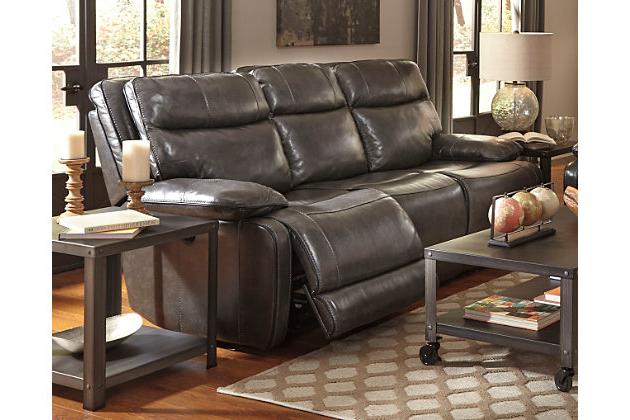 Sofa Reclinable Bqdd Palladum Reclining sofa ashley Furniture Homestore