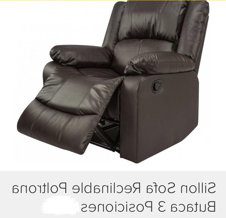 Sofa Reclinable Dddy Sillon sofa Reclinable Poltrona 3 Posiciones 1 00 En Mercado Libre