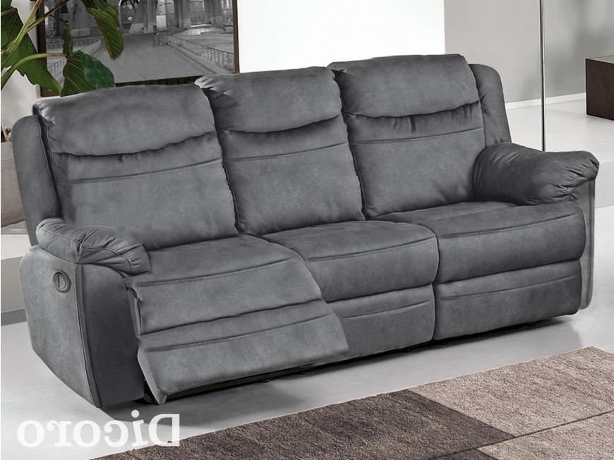 Sofa Reclinable Fmdf sofà Relax Elà Ctrico 3 Plazas Delta
