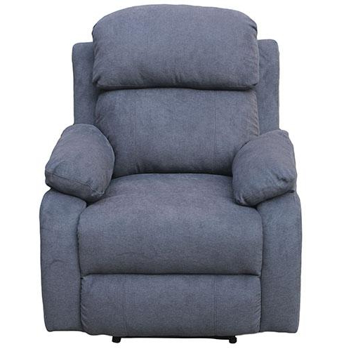 Sofa Reclinable J7do sofà Reclinable Casalinda 1 Cuerpo Maceio Azul Abcdin