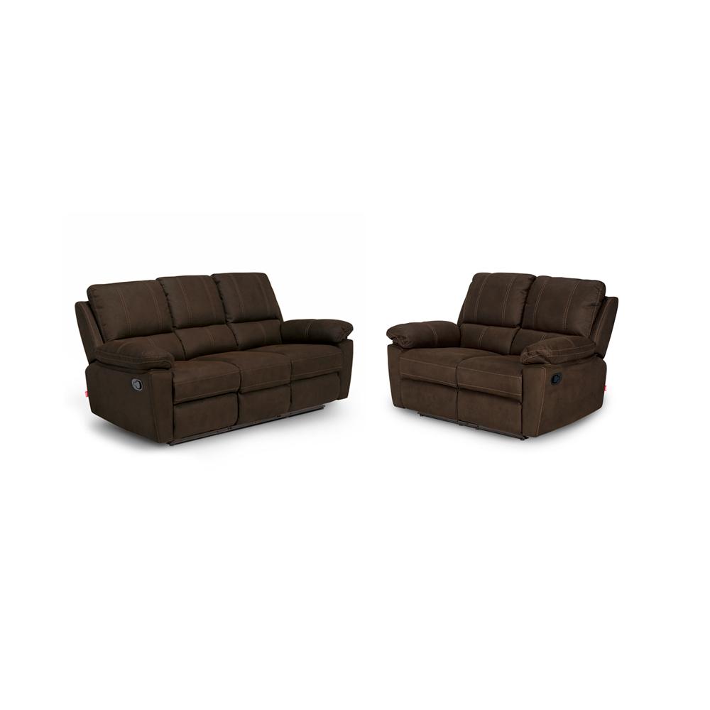 Sofa Reclinable O2d5 Juego Living Bruno sofà Reclinable De 3 Y 2 Cuerpos Rosen Chile