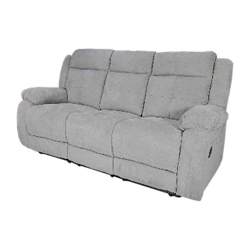 Sofa Reclinable S1du sofà Reclinable Mike Gris