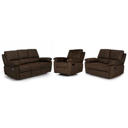 Sofa Reclinable S5d8 Juego Living Bruno sofà Reclinable De 3 Y 2 Cuerpos Rosen Chile