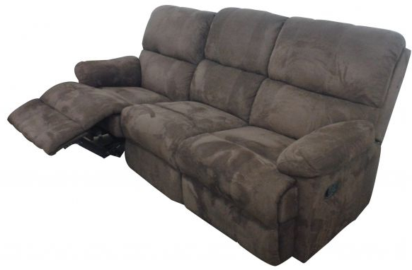 Sofa Reclinable Zwdg sofà Reclinable Anton 3 Cps En Microfibra Casa Nueva Pinterest