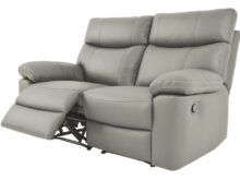 Sofa Relax 0gdr sofà Relax De Piel 2 Plazas Sharona Conforama