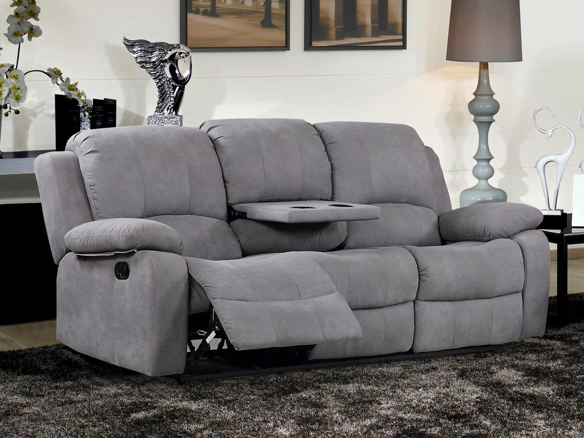 Sofa Relax 3 Plazas Xtd6 sofà Relax De 3 Plazas Diseà O Ergonà Mico Y Dos Mecanismos De Relax