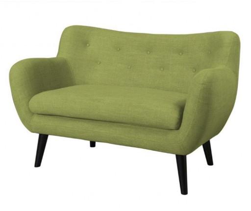 Sofa Retro Thdr sofa Retro Vintage George 2 bydgoskie Zielona Allegro