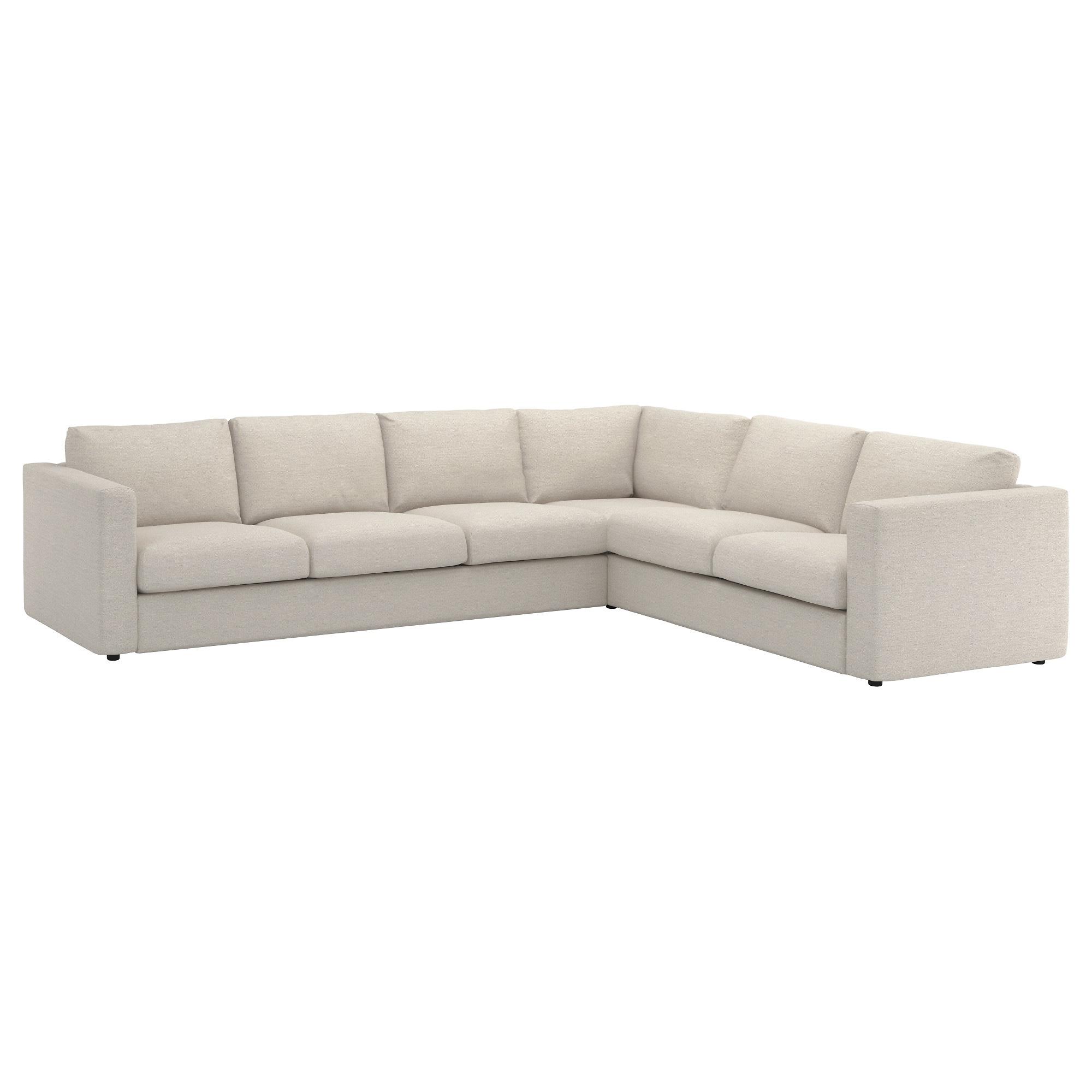 Sofa Rinconera Ikea Zwdg Vimle sofà 5 Plazas Esquina Gunnared Beige Ikea