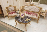 Sofa Salon H9d9 Mini Salon sofa Set French Design