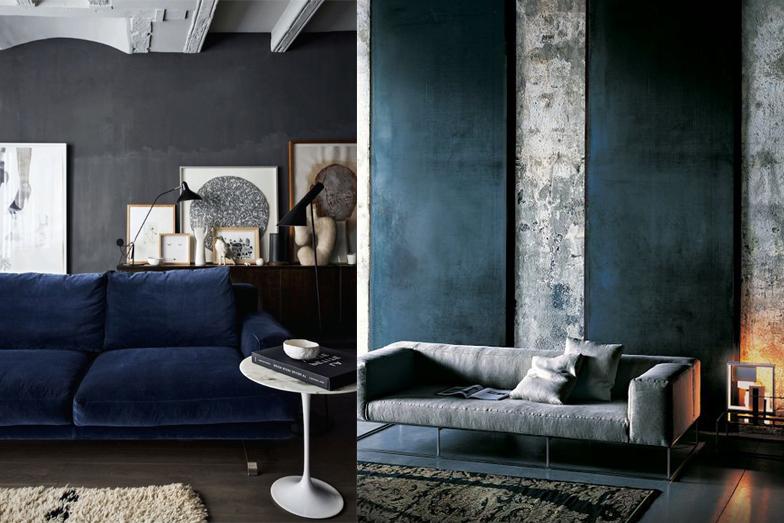 Sofa Terciopelo Drdp El sofà De Terciopelo De Colores