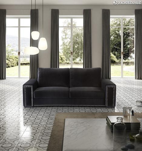 Sofa Terciopelo X8d1 sofa Terciopelo Tachuelas 100