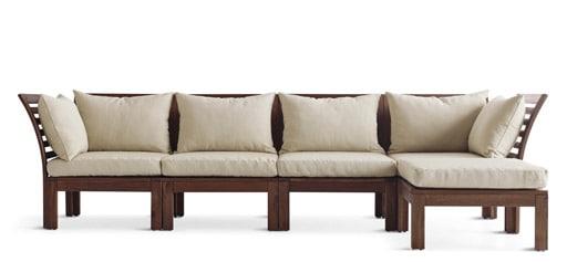 Sofa Terraza E9dx Binaciones De sofà Para El Jardà N Muebles Para Terraza Y Jardà N
