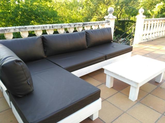 Sofa Terraza T8dj sofà Chill Out Jardin Terraza De Segunda Mano Por 1 En