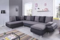 Sofa Xxl 8ydm Convertible Panoramic sofa with Storage Xxl Nestor Bobochic Â