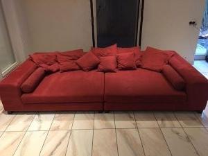 Sofa Xxl S5d8 Buono Factory sofas Xxl sofa Couch Von Gutmann In Rot Neustadt Polster