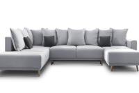 Sofa Xxl Xtd6 Corner sofa Panoramic Convertible Xxl Mola Bobochic Â