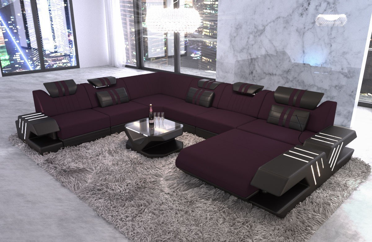Sofa Xxl Zwdg Upholstery Sectional sofa Beverly Hills Xxl