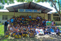Sofan 9fdy Despite Difficulties Team Delivers 497 School Bags to sofan Es