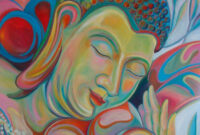 Sofan H9d9 Buddha Painting by sofan Chan Buddha Bliss I Painted This Flickr