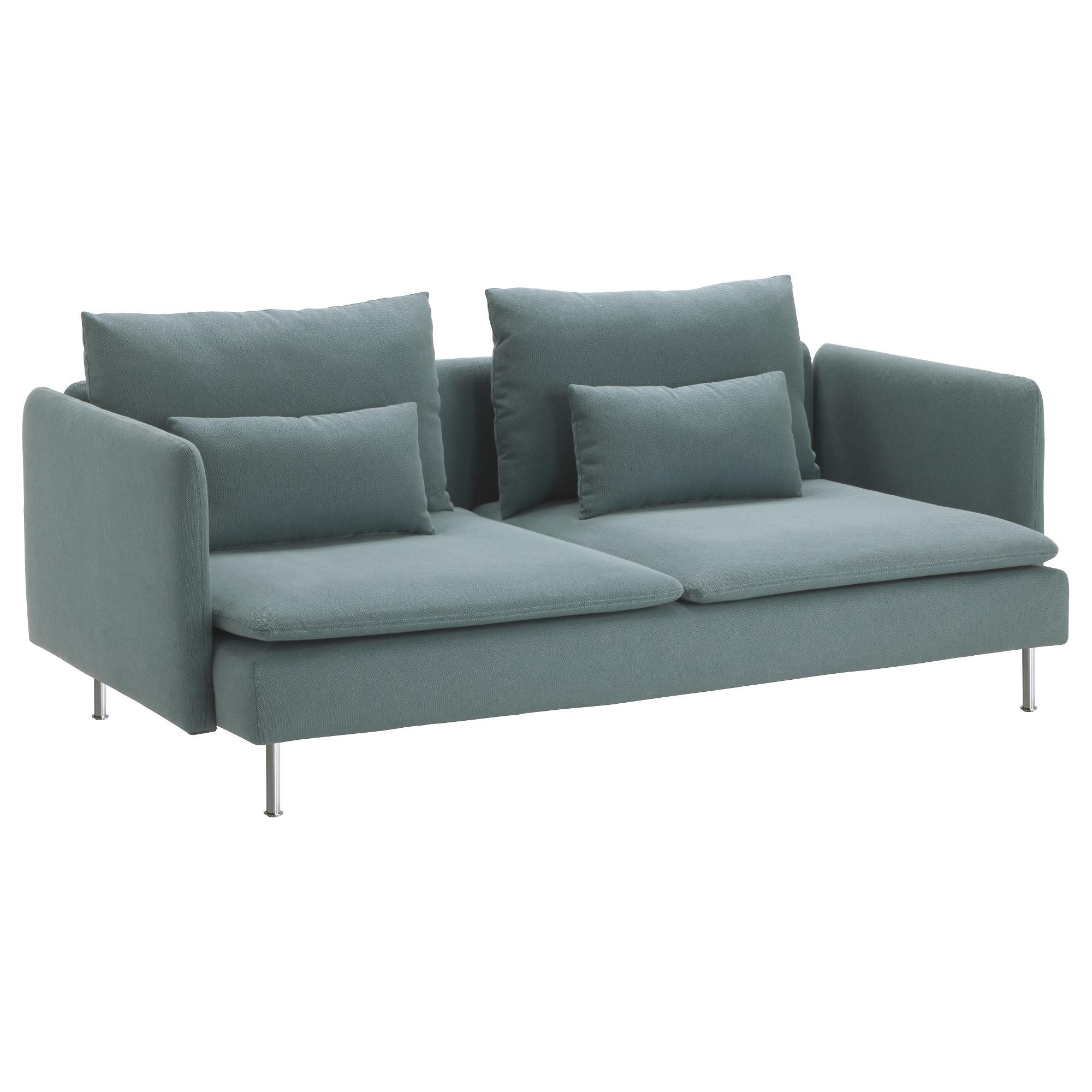 Sofas A Medida Madrid Dwdk Sà Derhamn sofà 3 Plazas Finnsta Turquesa Ikea