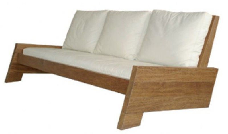 Sofas asturias Ffdn asturias sofa by Carlos Motta Chairs Furniture sofa Wood Furniture