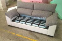Sofas Baratos En Madrid Zwd9 sofà Cama Modelo Irene