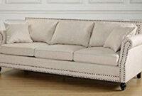 Sofas Beige Mndw tov Furniture the Camden Collection Contemporary Linen