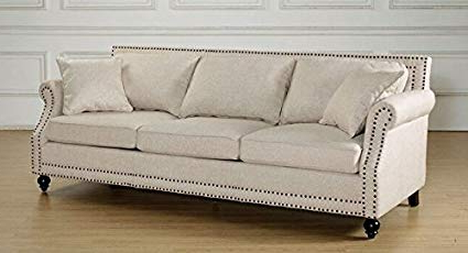Sofas Beige Mndw tov Furniture the Camden Collection Contemporary Linen