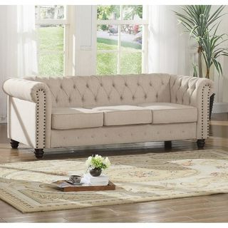 Sofas Beige Q5df Beige sofas Couches Online at Overstock Our Best Living