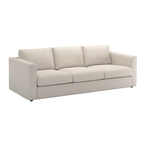 Sofas Beige X8d1 Vimle sofa Gunnared Beige Ikea