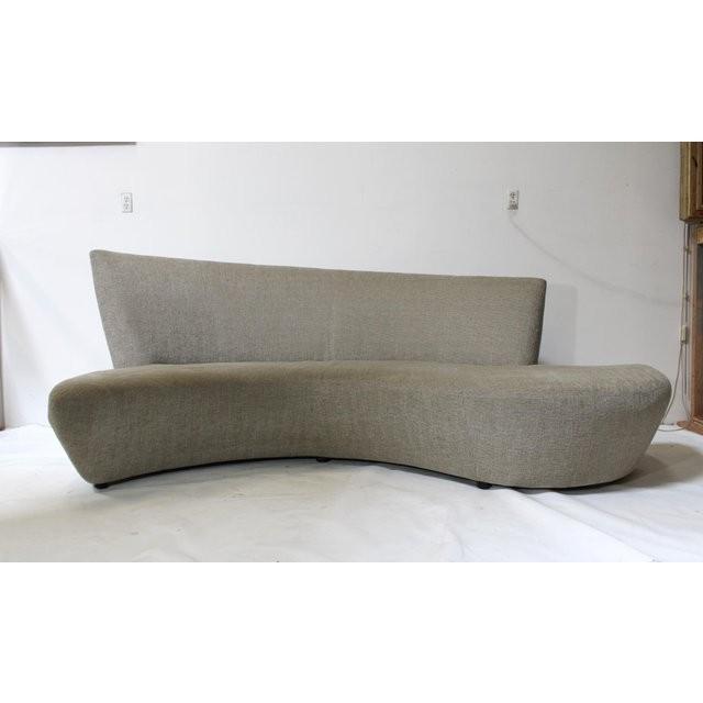 Sofas Bilbao Jxdu Fantastico sofas Bilbao Vladimir Kagan for Weiman Sculptural sofa