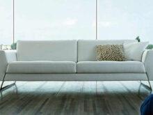 Sofas Blancos De Piel Kvdd Pon Un sofà De Piel Blanco En Tu Vida