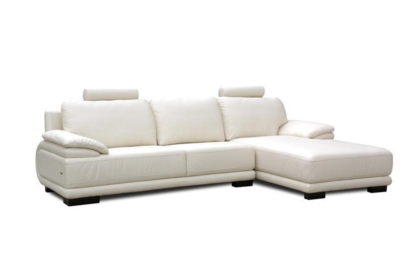 Sofas Blancos De Piel O2d5 Chaise Longue sofà De Piel Venta De sofà S Salà N Piel Blanco Crudo
