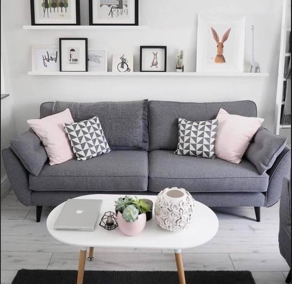 Sofas Bonitos U3dh sofà Para Sala Pequena Saiba O Escolher 67 Modelos Lindos