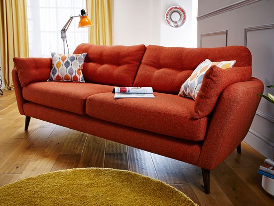 Sofas Cadiz Whdr Add A Little Retro Flair to Your Home with This Cadiz Extra Large