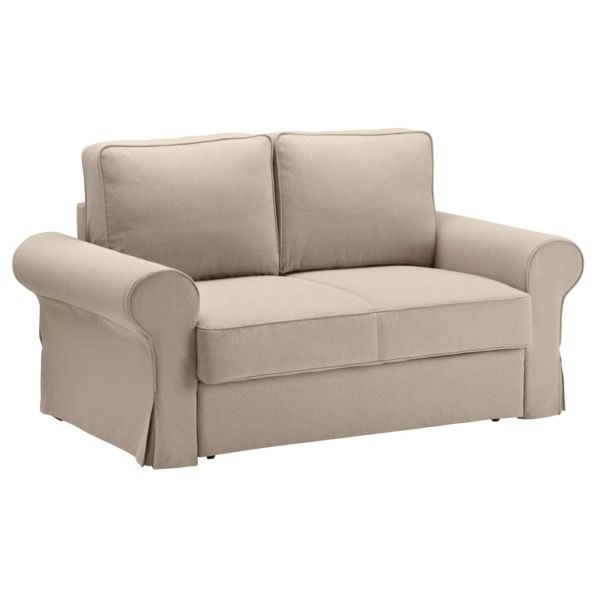 Sofas Cama De Ikea Y7du Backabro sofà Cama 2 Plazas Hylte Beige Ikea