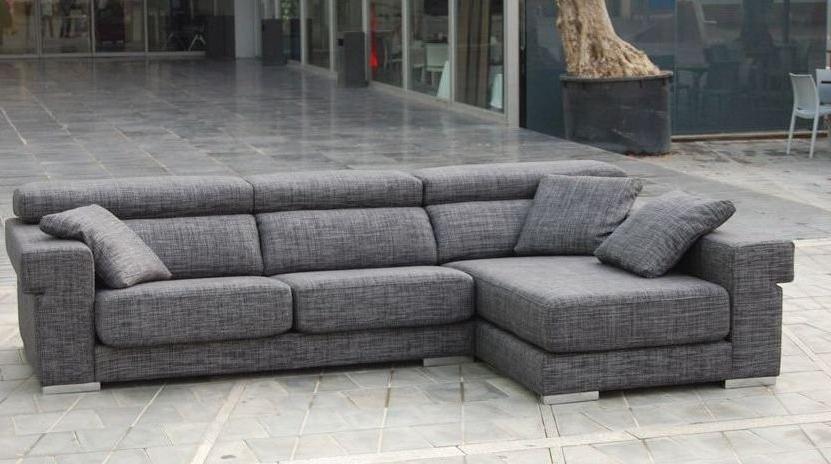 Sofas Cheslong Grandes S1du sofà 5 Plazas Con Chaise Longue Grande Imà Genes Y Fotos