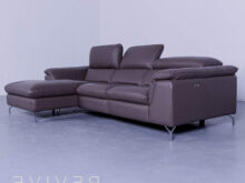 Sofas Cheslong Grandes Y7du sofas Cheslong Grandes Grande Designer Escksofa Grau Braun